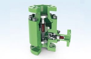 ZDL Series Automatic Recycle Valve