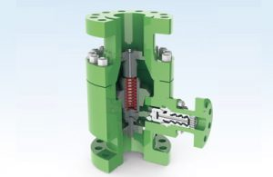 ZDM Series Automatic Recycle Valve