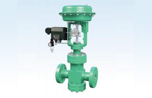 Multistage Minimum Flow Control Valve